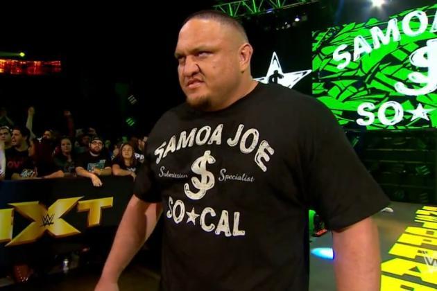 WWE NEWS: चोट की वजह से बाहर चल रहे सामोआ जो को लौटने पर करना पड़ेगा इन दो रेस्लरो का सामना 1