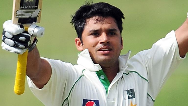 दुबई टेस्ट : अजहर का तिहरा शतक, पाकिस्तान की पारी 579 रनों पर घोषित 1