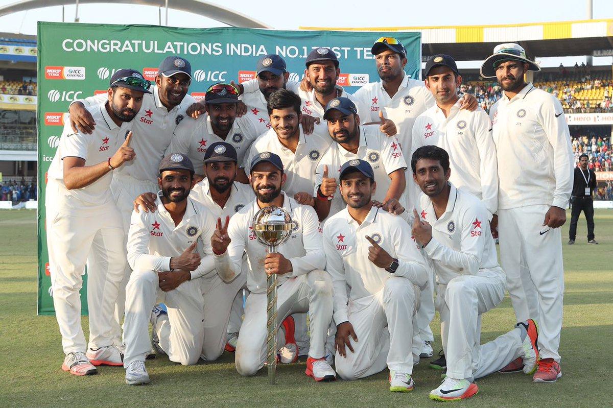 बांग्लादेश के खिलाफ भारतीय टीम का हुआ ऐलान 7