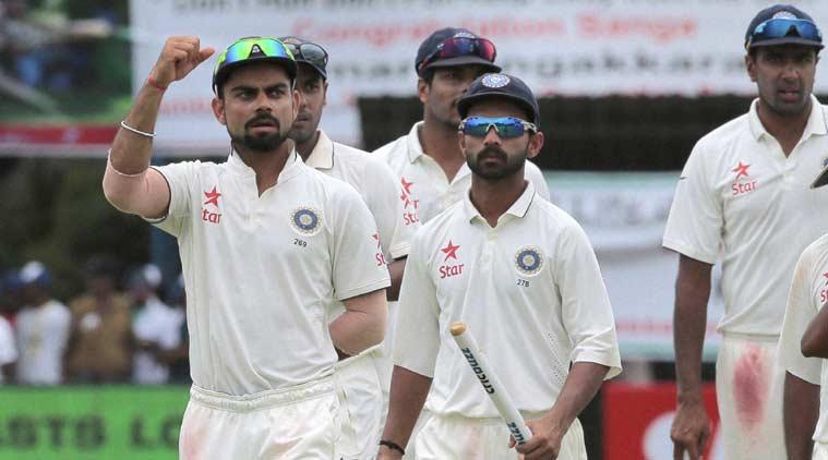 आईसीसी ने बनाया टीम इंडिया को टेस्ट मैच में नंबर 1