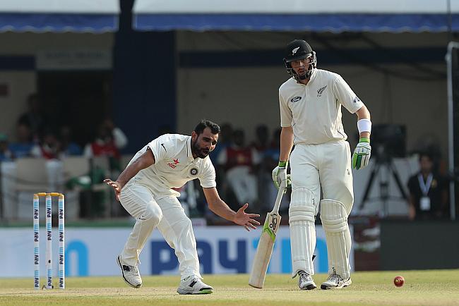 इंदौर टेस्ट : न्यूजीलैंड की सधी शुरुआत (125/1) 11