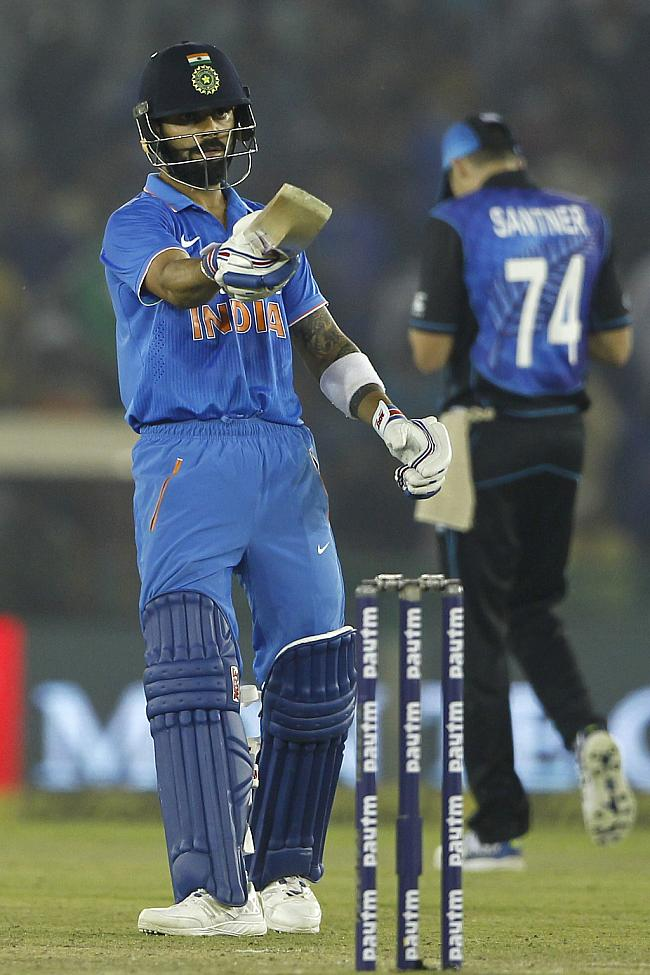 7 विकेट से जीत भारत ने न्यूज़ीलैंड पर बनाया 2-1 की बढ़त 4