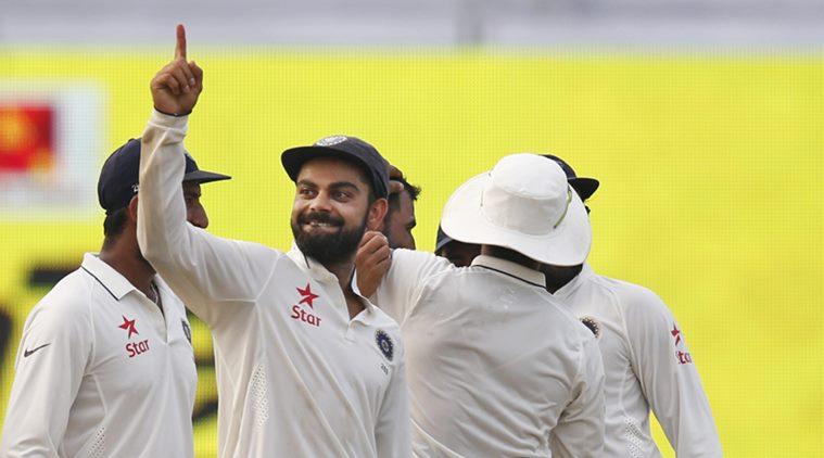 इंदौर टेस्ट : भारत ने टॉस जीता, बल्लेबाजी का फैसला 13