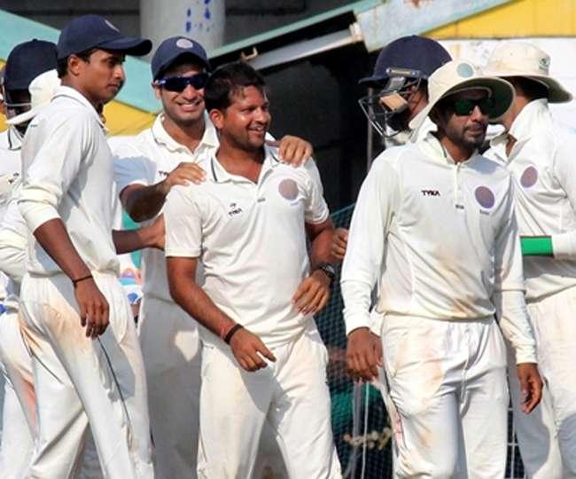 रणजी ट्रॉफी : हैदराबाद ने छत्तीसगढ़ को 44 रनों से हराया 9