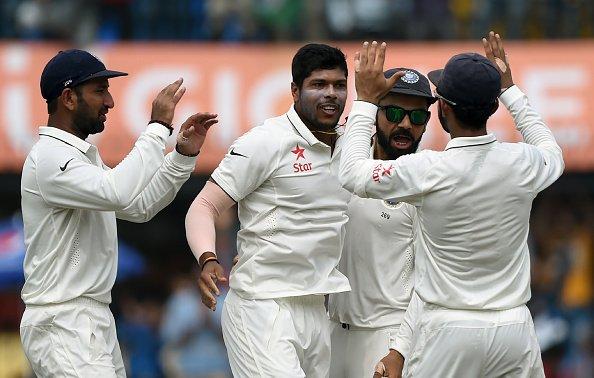विराट कोहली और किसी साथी खिलाड़ी नहीं बल्कि इस भारतीय दिग्गज को दिया उमेश ने अपनी शानदार गेंदबाजी का श्रेय 5