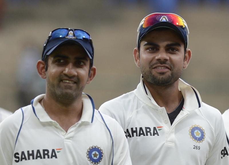 ब्रेकिंग न्यूज़: अगले टेस्ट में गौतम गंभीर और शिखर धवन करेंगे पारी की शुरुआत 10