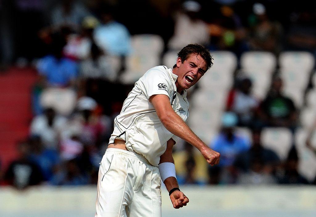 हैमिल्टन टेस्ट : तीसरे दिन का खेल ख़त्म होने तक मज़बूत स्थिति में किवी टीम