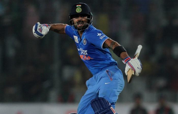 ये है ट्वेंटी-20 फॉर्मेट में सबसे ज्यादा रन बनाने वाले बल्लेबाज, यहाँ भी भारत का दबदबा 1