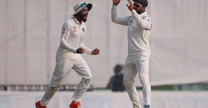 जडेजा के नाम जुड़ा एक और बड़ा रिकॉर्ड, अश्विन के बाद ऐसा करने वाले भारत के दूसरे गेंदबाज़ बने 5