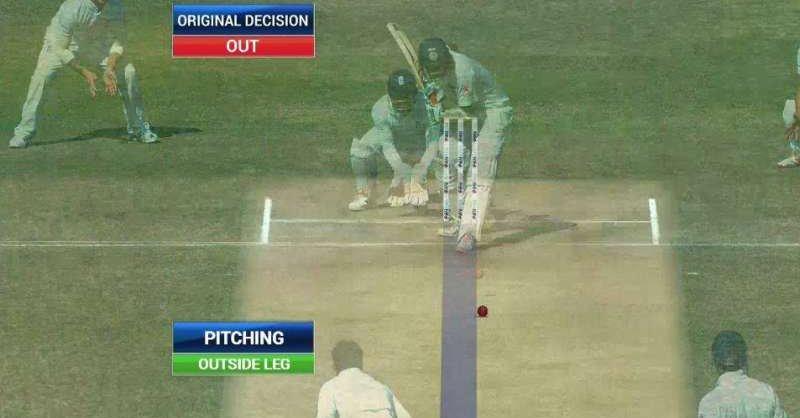 डीआरएस अपनाने के बाद भी ख़राब निर्णय का शिकार हुआ यह दिग्गज भारतीय बल्लेबाज़ 1