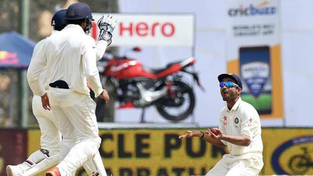 विडियो- रहाणे के इस असम्भव कैच ने जीताया भारत कों मोहाली टेस्ट 7