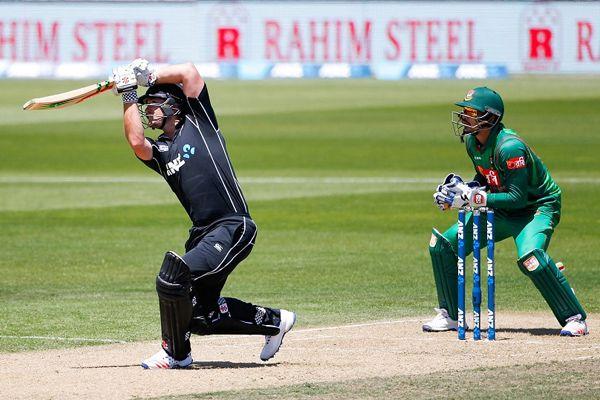 नेल्सन एकदिवसीय : न्यूजीलैंड ने बांग्लादेश को 67 रनों से हराया