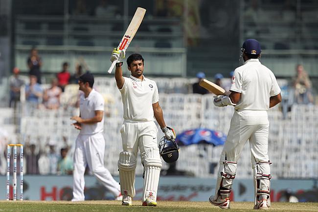 चेन्नई टेस्ट : मैन ऑफ द मैच करुण नायर ने तिहरा शतक लगाने के बाद साफ़ की आगामी सीरीज के लिए रणनीति