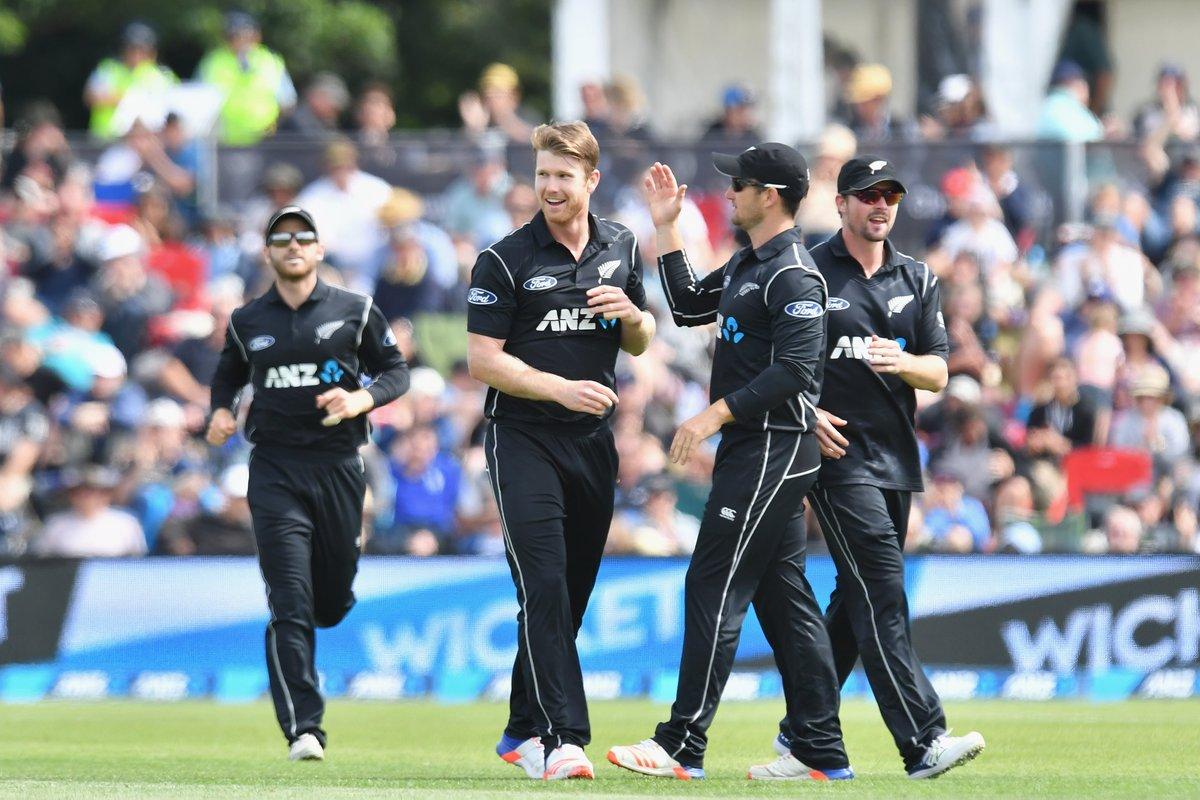 क्राइस्टचर्च एकदिवसीय : न्यूजीलैंड ने बांग्लादेश को 77 रनों से हराया 1