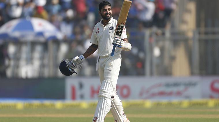 चेन्नई टेस्ट में ऐतिहासिक जीत के बाद मुरली विजय ने किया कुछ ऐसा जिसने वहा मौजूद सभी दर्शकों का दिल जीत लिया 1