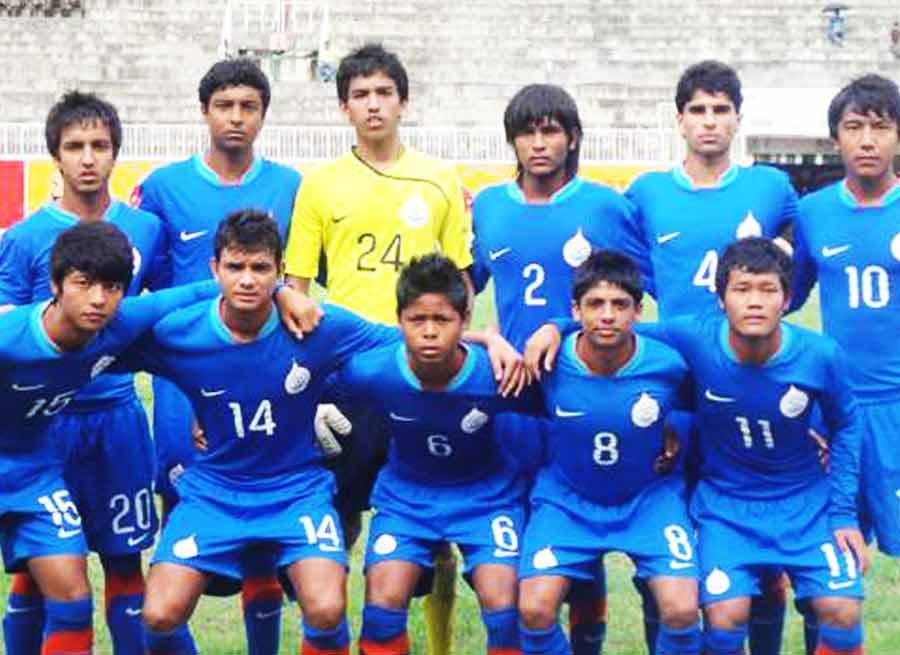 फुटबाल : भारत की यू-17 टीम की लगातार दूसरी हार 1