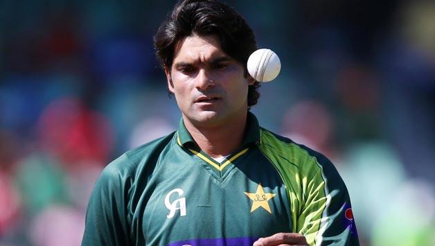 पाकिस्तान के तेज़ गेंदबाज़ मोहम्मद इरफ़ान ने दी ऑस्ट्रेलियाई कप्तान को चेतावनी 15