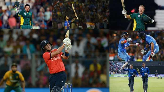 2016 में सबसे बड़े लक्ष्य का पीछा करते हुए जीतने वाली टीम में भी भारत का दबदबा 10