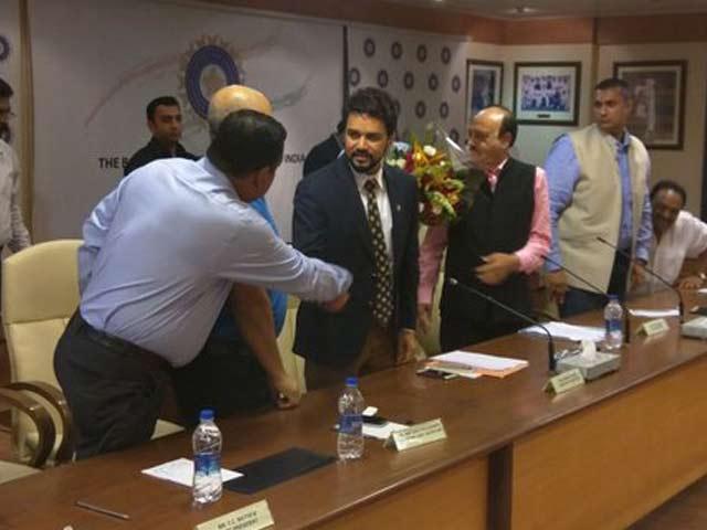 भारत और पाकिस्तान के बीच फ़िलहाल कोई सीरीज संभव नही है : राहुल जोहरी