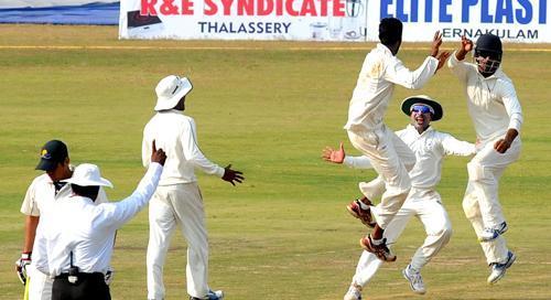 रणजी ट्रॉफी : केरल को मिली सत्र की पहली जीत 3