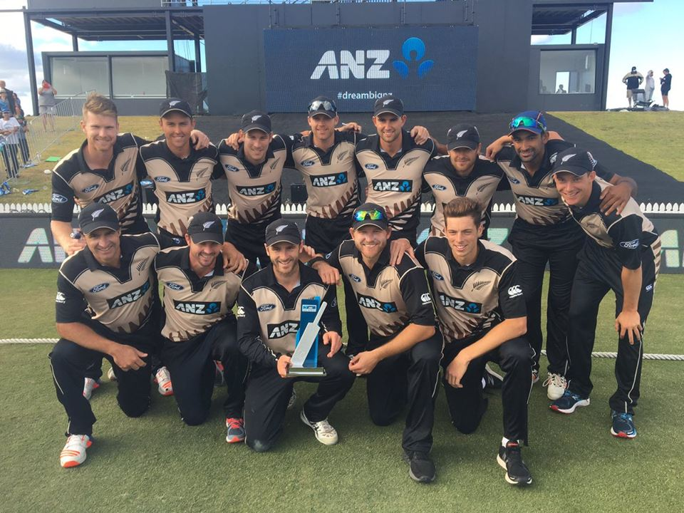 न्यूजीलैंड ने बांग्लादेश को किया शर्मसार वनडे के बाद टी ट्वेंटी में भी किया व्हाईट वाश 15