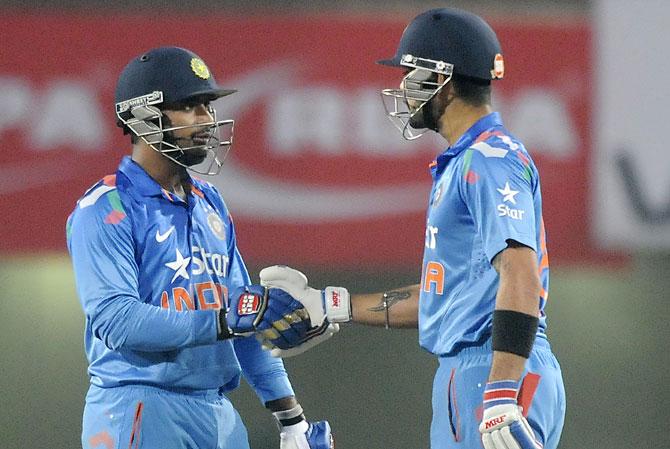 महेंद्र सिंह धोनी के बाद अब विराट कोहली की वजह से अपने करियर के अंत पर खड़ा है यह खिलाड़ी 1