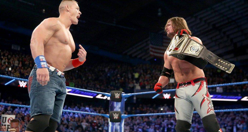 WWE रॉयल रंबल मैच के 30 संभावित रेसलर की सूचि 13