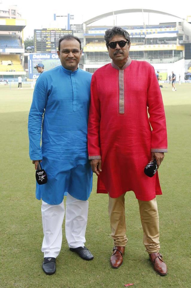 वीरेंद्र सहवाग ने अपने अनोखे अंदाज में दी पूर्व भारतीय कप्तान कपिल देव को जन्मदिन की बधाई 1