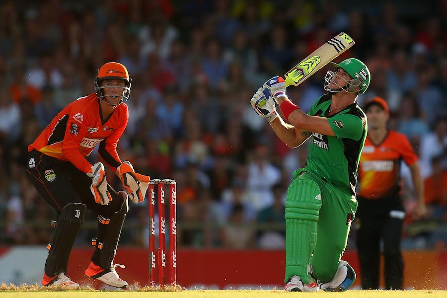 बिग बैश लीग : मेलबर्न स्टार्स ने पर्थ स्कोचर्स को 7 विकेट से हराया 2