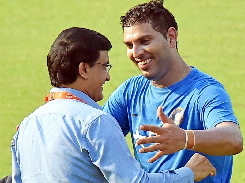 युवराज सिंह की भारतीय टीम में वापसी को मिला पूर्व कप्तान सौरव गांगुली का समर्थन 1