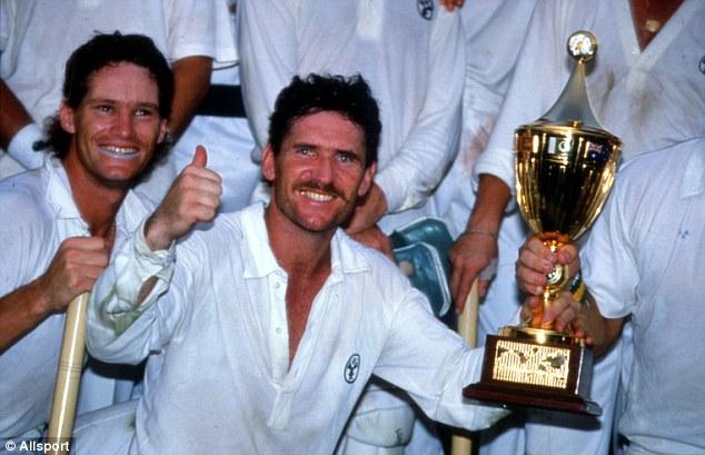 30 सालों के लम्बे अन्तराल के बाद ऐलन बॉर्डर और उनकी टीम को मिलेंगे 1987 विश्व कप के मेडल्स 1