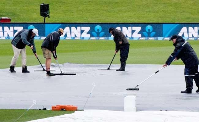 क्राइस्टचर्च टेस्ट : बारिश के कारण तीसरे दिन का खेल बाधित 1