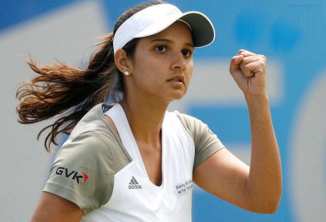 भारतीय टेनिस सनसनी सानिया मिर्जा का रहा है विवादों से नाता, जानिए कैसे खेल से लगातार सगाई और शादी तक रही चर्चा में 1