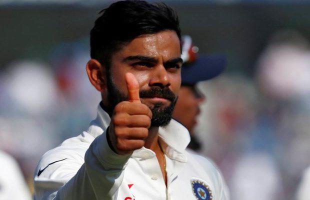 हैदराबाद टेस्ट से पहले कप्तान कोहली ने की बांग्लादेश की तारीफ़ 1
