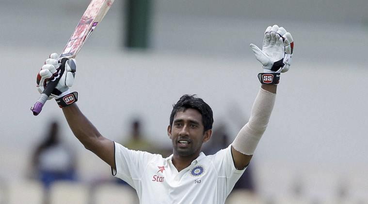 हैदराबाद टेस्ट : शतक लगाने के बाद बोले रिद्धिमान साहा 1