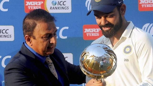 सुनील गवास्कर ने सीधे तौर पर विराट कोहली के इस फैसले को बताया चौथे वनडे में मिली हार का जिम्मेदार
