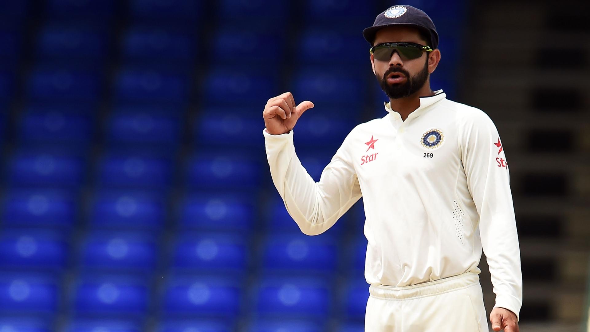 शर्मनाक: स्टीव स्मिथ को आउट न दिए जाने के बाद भड़के भारतीय कप्तान किया अपशब्दों का प्रयोग 10