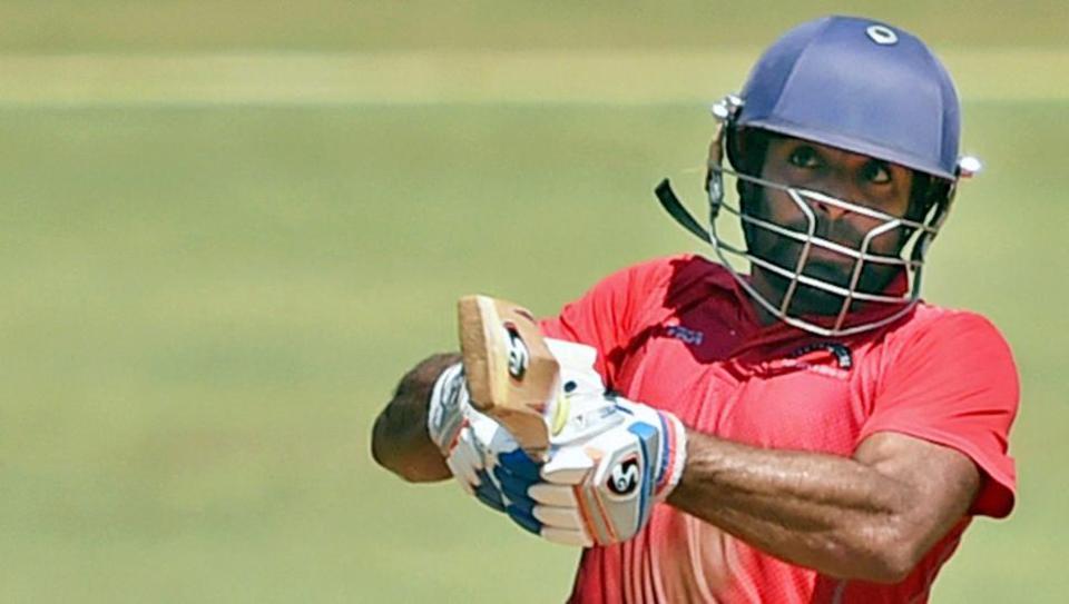 सयैद मुश्ताक अली ट्रॉफी में सेंट्रल जोन ने वेस्ट जोन को 6 विकेट से हराया, चमके अमित मिश्रा 1