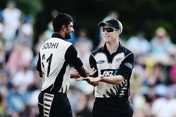 चैपल-हेडली ट्राफी के फाइनल मुक़ाबले के लिए इश सोढ़ी न्यूज़ीलैण्ड टीम में शामिल 1