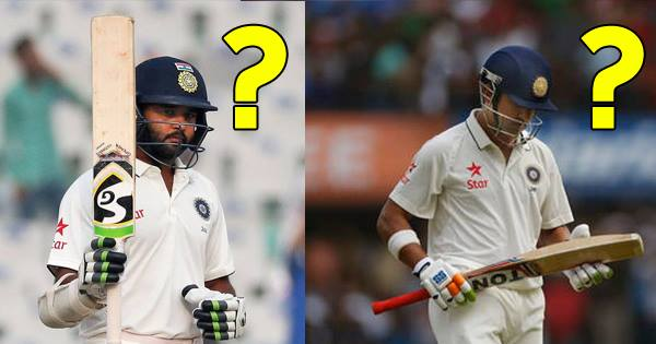 आखिरी दो टेस्ट मैच के लिए इस दिन होगा टीम इंडिया का चयन, चोटिल सलामी बल्लेबाज़ों के कारण गंभीर और पार्थिव पर सभी की नज़रे 1