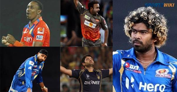 IPL 10: आईपीएल के इतिहास में सबसे ज्यादा विकेट लेने वाले 5 गेंदबाज़, तीन भारतीय खिलाड़ी भी हैं सूची में शामिल 4