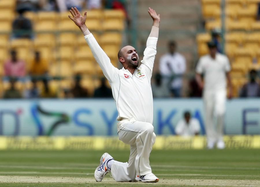 भारत बनाम ऑस्ट्रेलिया: मैच रिकार्ड्स: नाथन ल्योन की फ़िरकी ने बनाये कई बड़े बड़े रिकार्ड्स 1