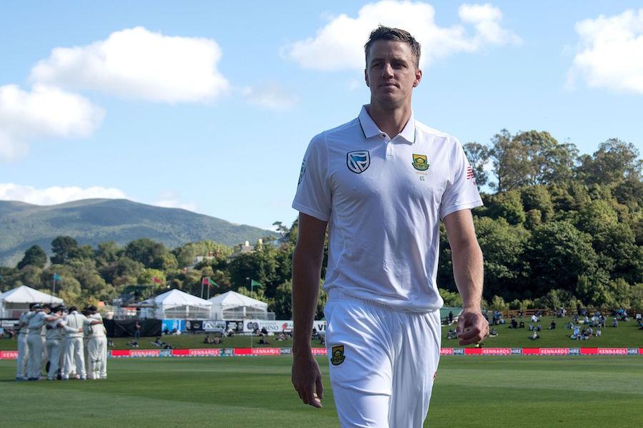 मोर्ने मोर्केल ने टेस्ट क्रिकेट में हासिल की बड़ी उपलब्धि