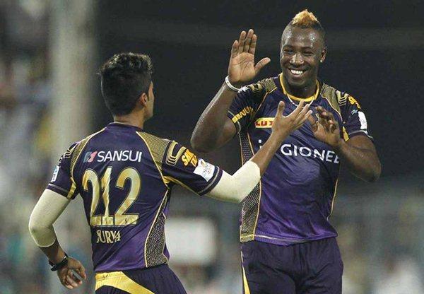 5 खिलाड़ी जो कोलकता नाईट राइडर्स टीम में आंद्रे रसेल की जगह ले सकते हैं, तीन विदेशी और दो भारतीय खिलाड़ी है इस सूचि में शामिल 1