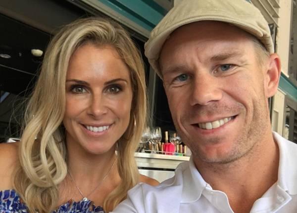 अपने 100वे वनडे मैच में शतक लगाने वाले डेविड वार्नर को उनकी हॉट पत्नी ने कुछ इस तरह दिया ये खास व मजेदार सरप्राइज 2