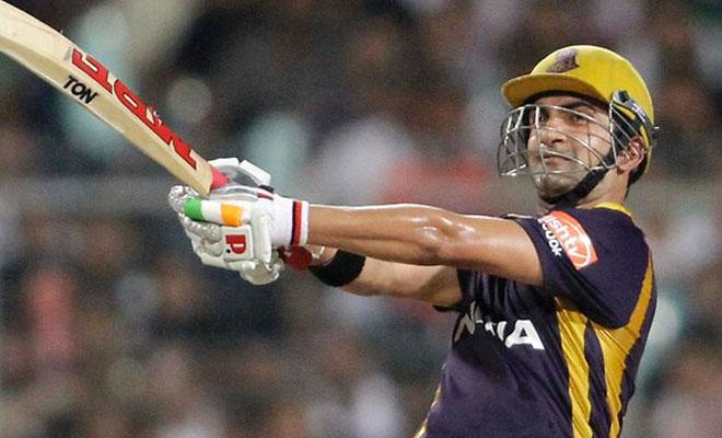 गौतम गंभीर ने तोड़ा महेंद्र सिंह धोनी का अब तक का सबसे बड़ा आईपीएल रिकॉर्ड 1