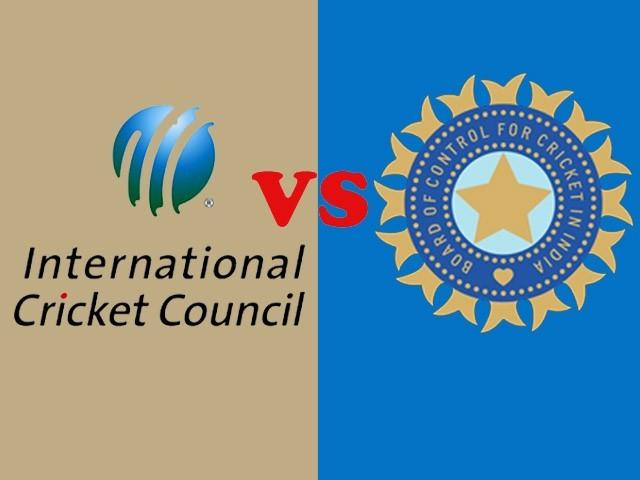 आईसीसी ने बीसीसीआई को दिया एक और बड़ा झटका, बीसीसीआई को हो सकता है 150 करोड़ का नुकसान 1