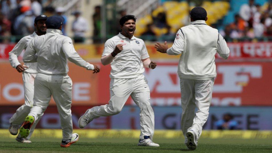 घरेलू सीरीज में सबसे अधिक विकेट लेने वाले दूसरे सबसे तेज गेंदबाज़ बने उमेश यादव 1
