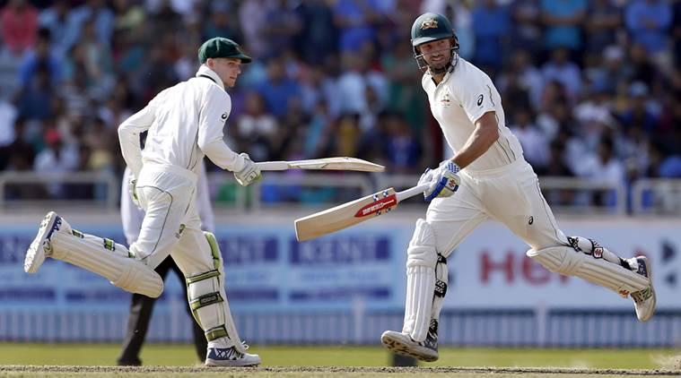 रांची टेस्ट मेरे करियर का सबसे कठिन मैच था : पीटर हैंड्सकोंब 17