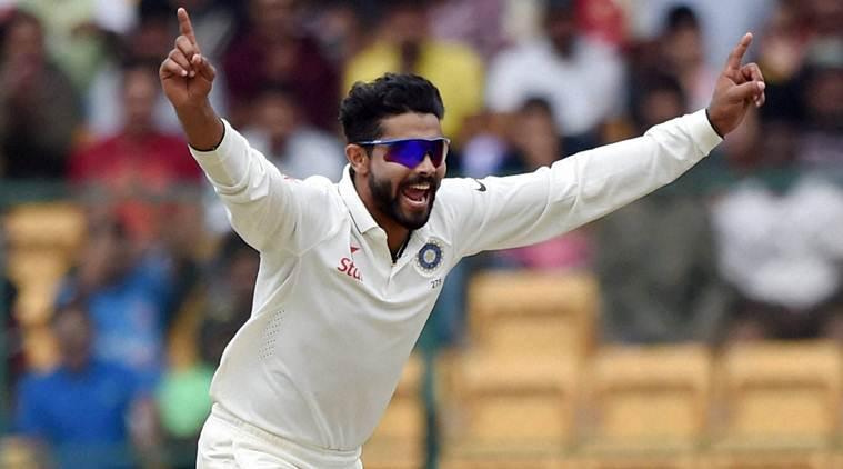 जडेजा के नाम जुड़ा एक और बड़ा रिकॉर्ड, अश्विन के बाद ऐसा करने वाले भारत के दूसरे गेंदबाज़ बने 3